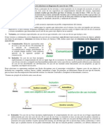 Tipos de Relaciones en Diagramas de Casos de Uso