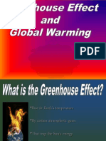 green house effect power point
