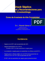 Perfusion y Sepsis