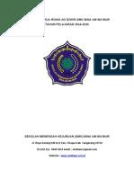 Program Kerja Rohis 2014-2015