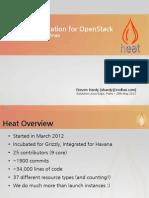 Heat introduction