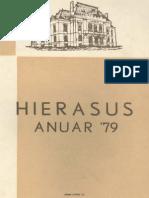 Hierasus II 1979