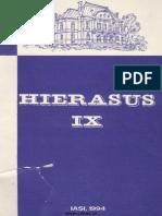 Hierasus IX 1994
