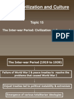 15 Inter War Period Update