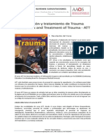 m205 Evaluacinytratamientodetrauma Att