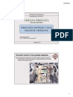 UH09 UrbanaDrenaza Drenaza u Fazi Gradnje 2014