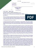 Reyes vs. Court of Appeals (2001), 363 SCRA 51