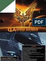 Elite Dangerous.David Braben Answers Questions