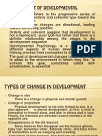 The Concept of Developmental Psychology