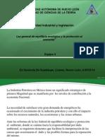 Seguridad Industrial y Legislacion Exposicion Completa