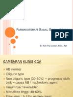 Farmakoterapi GGA & GGK