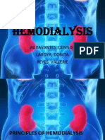 Hemodialysis Ppt