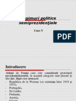 Sisteme Politice Semiprezidentiale 5