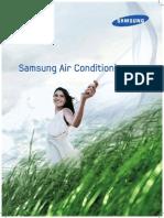 SAMSUNG Ducted Split System Brochure