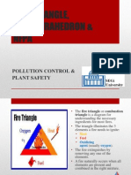 Fire Triangle & Nfpa