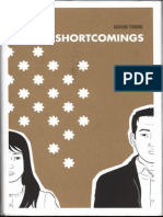 Shortcomings by Adrian Tomine