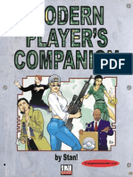 D20- Players Companion Vol01