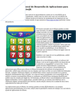 Descripción general de Desarrollo de Aplicaciones para iPhone por InnovativeJK