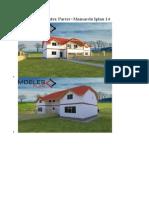 Proiect Casă Duplex Parter