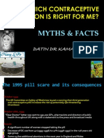 Myths & Facts I Love Me