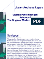 1_Chapter 04-The Origin of Modern Astronomy