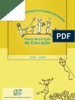 Plano Municipal 2010 2020