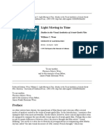 William C. Wees - Light Moving in Time ~ Studies in the Visual Aesthetics of Avant-Grade Film