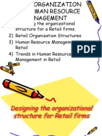 Retail Orgn. and Hrm