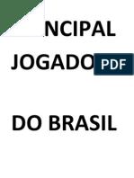 Principal Jogador Do Brasil