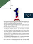 1Malaysia tidak menghapuskan identiti Kaum.doc