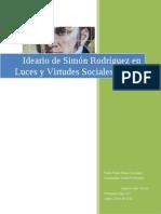 Ideario de Rodriguez en Luces y Virtudes