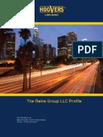 The Raine Group LLC CompanyPDFReport