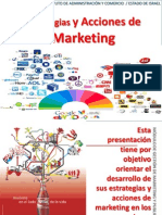Estrategias y Acciones de Marketing