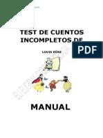 Test de Cuentos Incompletos (Louis Düss) Piero