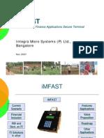 iMFAST Presentation