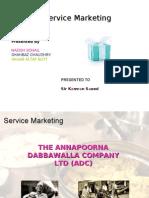 Annapurna Dabbawala Company