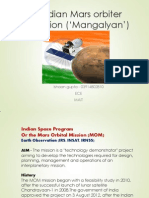 Mangalyan Mission