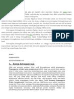 Ketenagakerjaan Di Indonesia (Makalah)