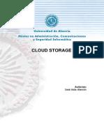PFM Cloud Storage
