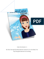 Cabin Crew Secrets