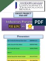 Far600-Poh Kong vs Shell