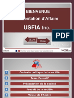 Présentation USFIA France V3 YZ