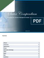 Sector Compendium Oct2013