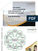 Asset-based Approach to Sustainable Rural Development