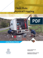 Drill Hole Geophysical Logging
