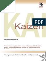 Kai Zen Model for Sustainable Communities