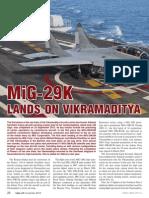 135111391 Andreyev v Nov 2012 MiG 29K Lands on Vikramaditya Take Off Magazine
