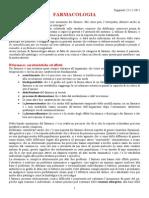 Farmacologia - Zuppiroli 25-11-2011 Mattina e Pome