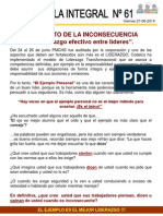 Charla Integral N°61 PMCHS
