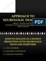 APPROACH TO  NEUROLOGIC DIAGNOSIS